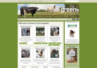 www.greensfarmsupplies.co.uk
