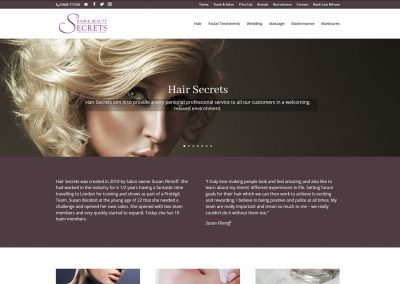 Hair Secrets Northallerton
